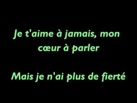 La fouine ft Zaho Ma meilleure PAROLES HD