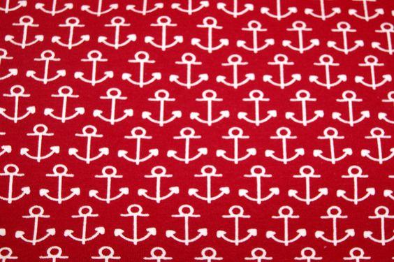 Dapper 15 6460-15 Tricot anker rood