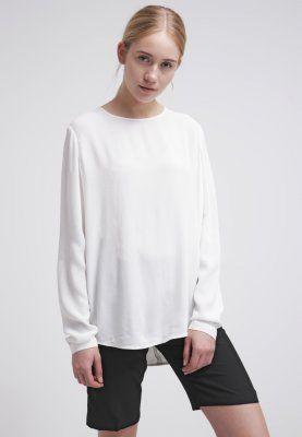 #Samsøe & Samsøe - THETA - Bluse - clear cream #Zalando