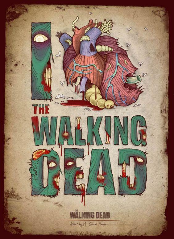 I #Love #Thewalkingdead