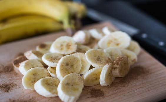 Bananas are a starchy fruit known for their bright yellow color, curved shape, and sweet flesh. They are a good source of fiber, potassium, and vitamin C. Bananas are quick and easy to eat.