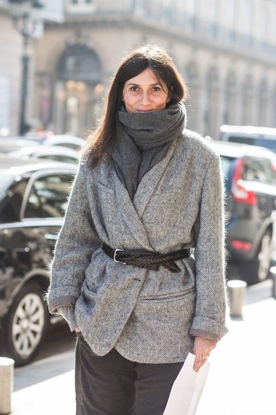 Style Icon: Emmanuelle Alt: