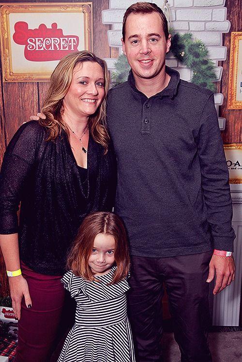 Sean s rodinou