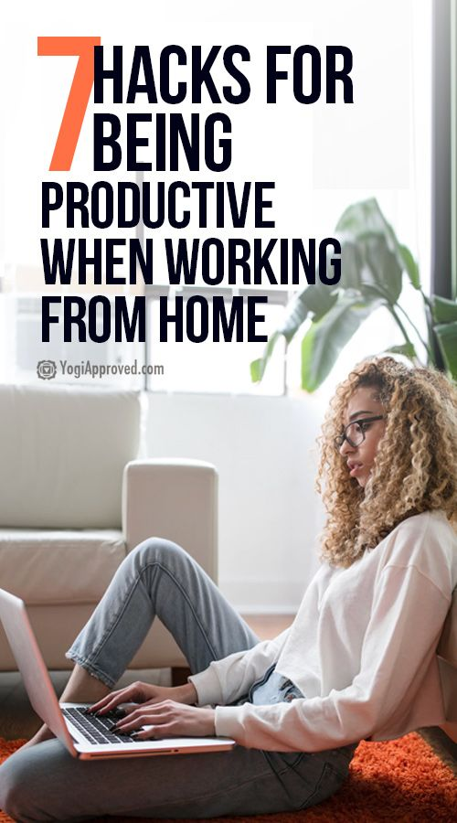 Work From Home Try These 7 Productivity Hacks For An Efficient