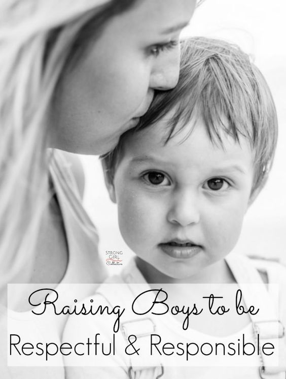 Raising Respectful & Responsible Boys means teaching sons to respect women & be responsible for his actions. An equal partnership made up of different pieces. We must teach our daughters to roar, but   also teach our sons to listen.