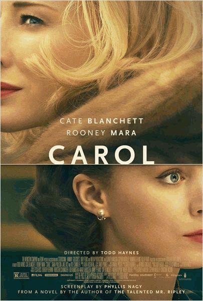 Carol - The Price of Salt - Cate Blanchett,  Rooney Mara
