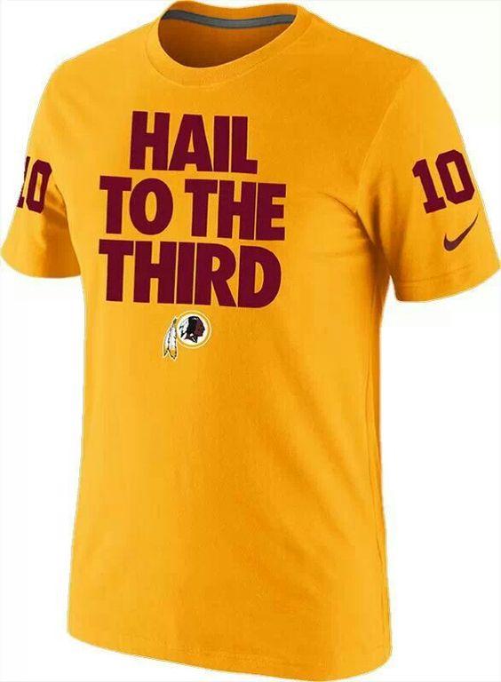 Hail to the third