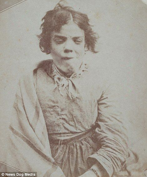 These haunting portraits captured by Dr Hugh Welch Diamond between 1848 and 1858 give an insight into the  lives of women at Suffolk County Lunatic Asylum for paupers
