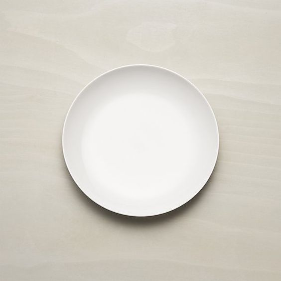 Essential Salad Plate | Crate and Barrel