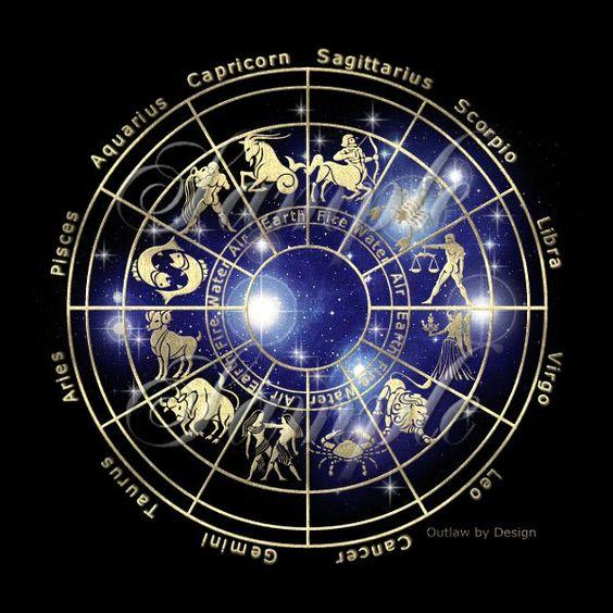 Geboortestenen en horoscopen augustus 2012