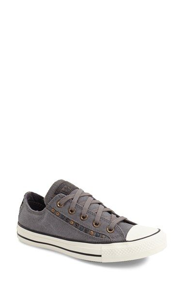 Converse Chuck Taylor® 'Eyerow Cutout' Sneaker (Women) available at #Nordstrom