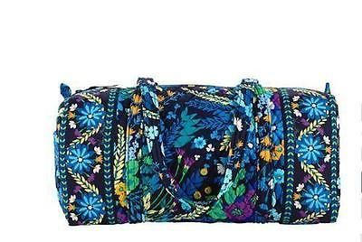 NEW VERA BRADLEY SMALL DUFFEL Midnight Blues SATISFACTION GUARANTEED https://t.co/SJYqwRm5aE https://t.co/6K6LcUZe50