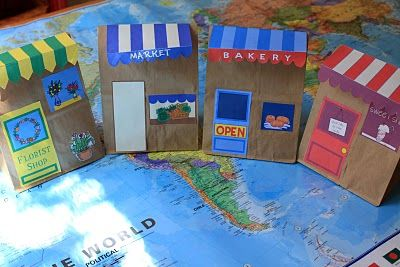 How to Make an Apple Pie and See the World (Five in a Row) unit from Delightful Learning