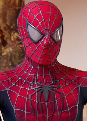 Spiderman Costume Replica Ovdh spiderman replica costume ...