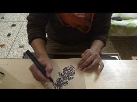 henna design trick