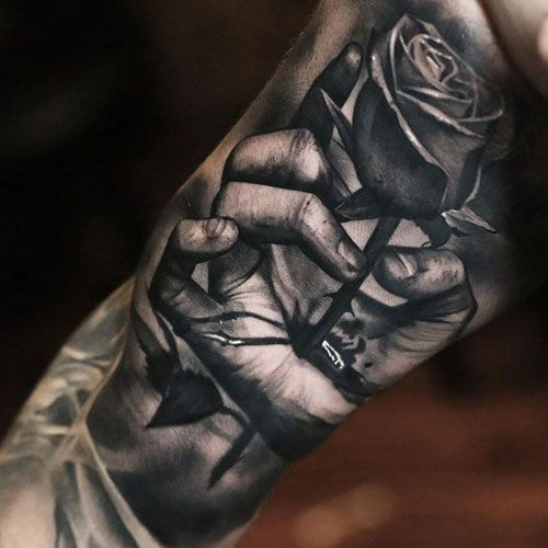 101 Cool Arm Tattoos For Men Best Designs Ideas 2019 Guide Tattoos For Guys Badass Tricep Tattoos Cool Arm Tattoos