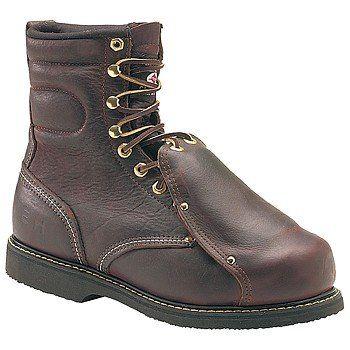 """Carolina Shoe 8"""" Metatarsal Guard Boots (Briar) - Men's Boots - 16.0 D"""
