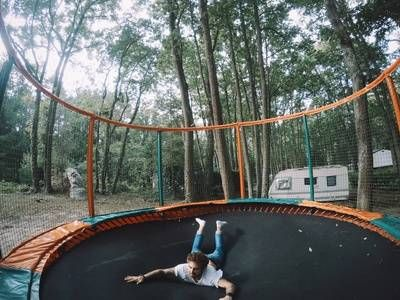 Trampoline offers a lot of fun and is suitable for your complete family irrespective of age of the members. Everyone enjoys jumping on trampoline and it can pump you instantly. There is a large variety of trampoline available in the market in different sizes, shapes, models etc to suit your requirements.