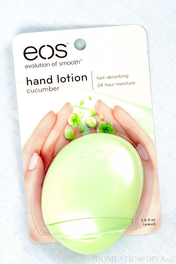 Eos hand lotion review