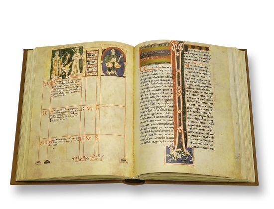 Codex Guta-Sintram - Faksimile Verlag, München