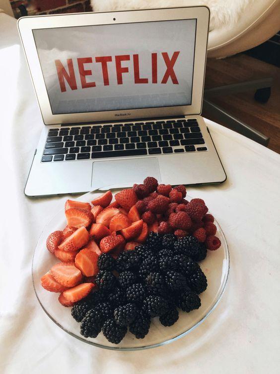Viendo Netflix