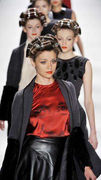 Mercedes-Benz Fashion Week H/W 2012/13: Stephan Pelger - Mercedes-Benz Fashion Week Berlin - Mode - InStyle