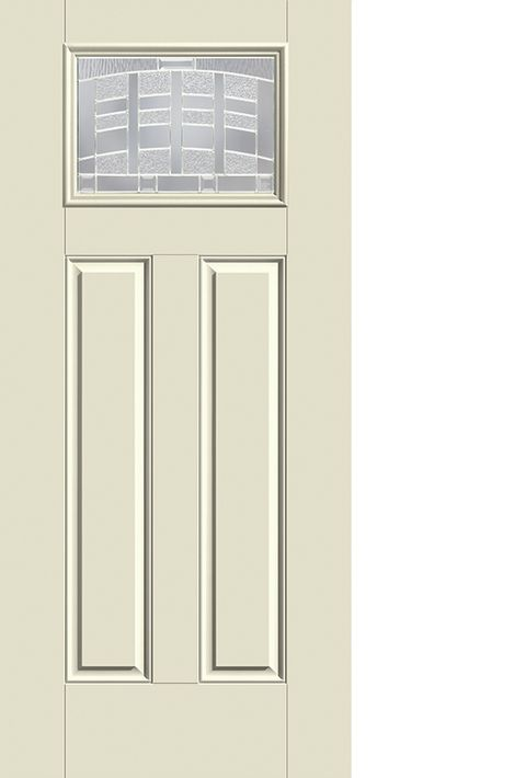 Therma Tru Benchmark Doors Emerson 36 In X 80 In Craftsman Decorative Glass Left Hand Inswing Ready To Paint Fiberglass Prehung Entry Door With Insulating Core In 2020 Glass Decor Entry Doors Craftsman Door Unfollow 36x80 storm door to stop getting updates on your ebay feed. pinterest