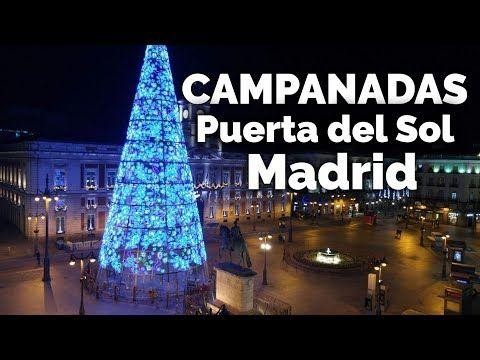 Campanadas Fin De Año Nochevieja Puerta Del Sol Madrid Preuvas 2017 Feliz Año 2018 Youtube Frases De Fin De Año Nochevieja Fin De Año