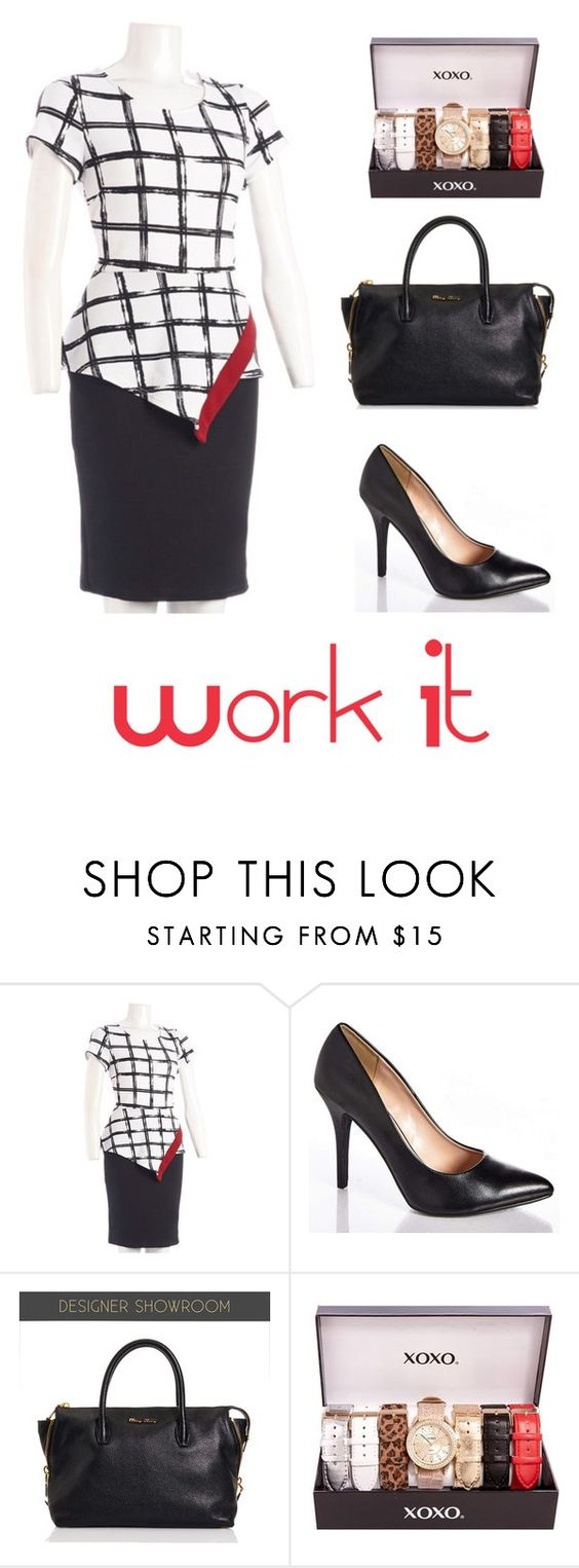 """Work It"" by burlington ❤ liked on Polyvore"