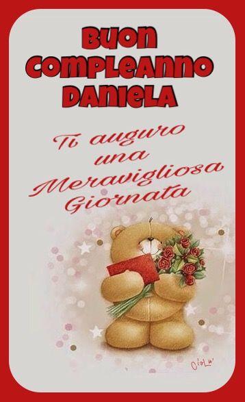 Compleanno Daniela Compleanno Buon Compleanno Amico Buon