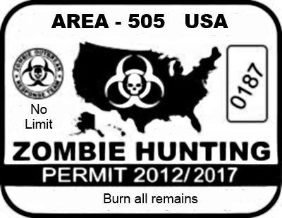 ... nerf zombie zombie...