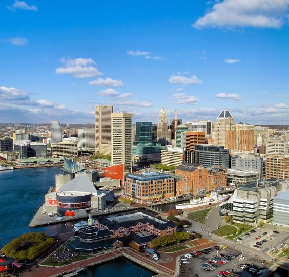 17 Reasons Every American Should Visit Baltimore I can't argue with this list. It even includes WTMD!