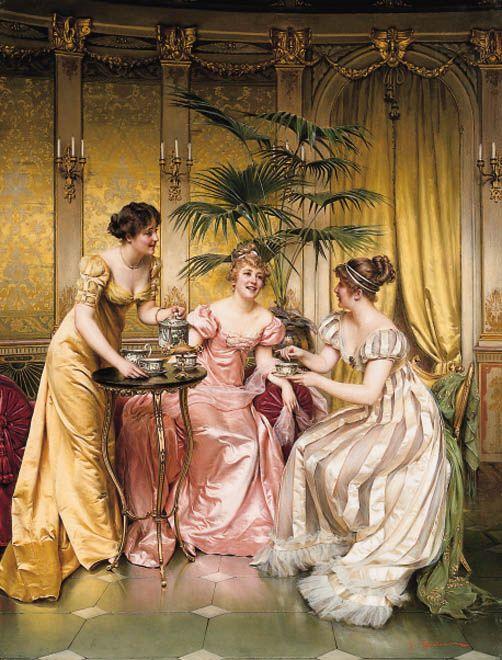regency tea party - Google Search: