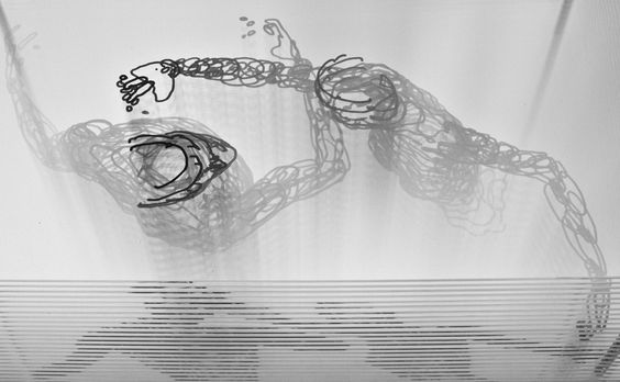 Transparent Face Off Sculpture5 – Fubiz™