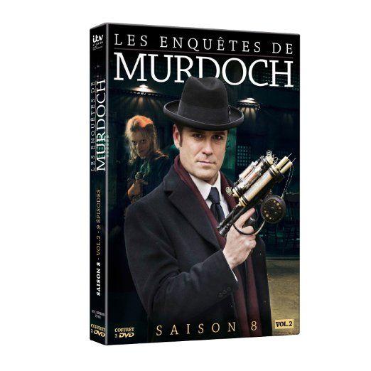 Les Enquêtes de Murdoch - Saison 8 - Vol. 2
