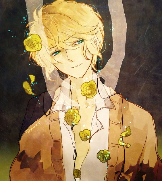 Diabolik Lovers- Shu