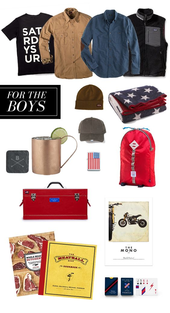 Just Us Gals: Holiday Gift Guide Vol. 4