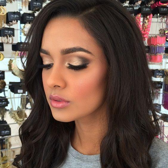 Gold Coast Wedding Makeup And Hair : Wedding makeup, Makeup inspiration and Wedding on Pinterest