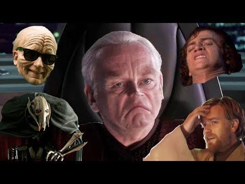 Star Wars Meme Compilation 4 Prequel Edition Youtube Star Wars Memes Star Wars Memes