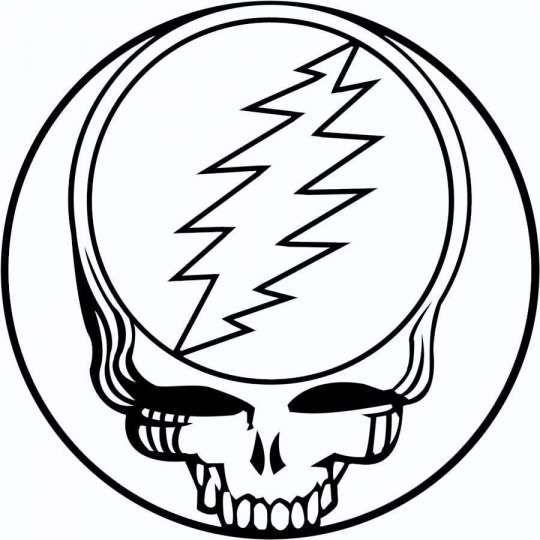 15 Grateful Dead Skull Vector Grateful Dead Tattoo Grateful Dead Image Grateful Dead