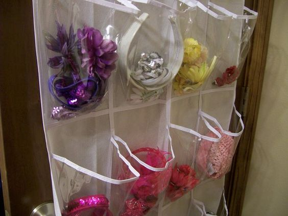 operation organization: Solution Sleuth :: Organizing Hair Accessories