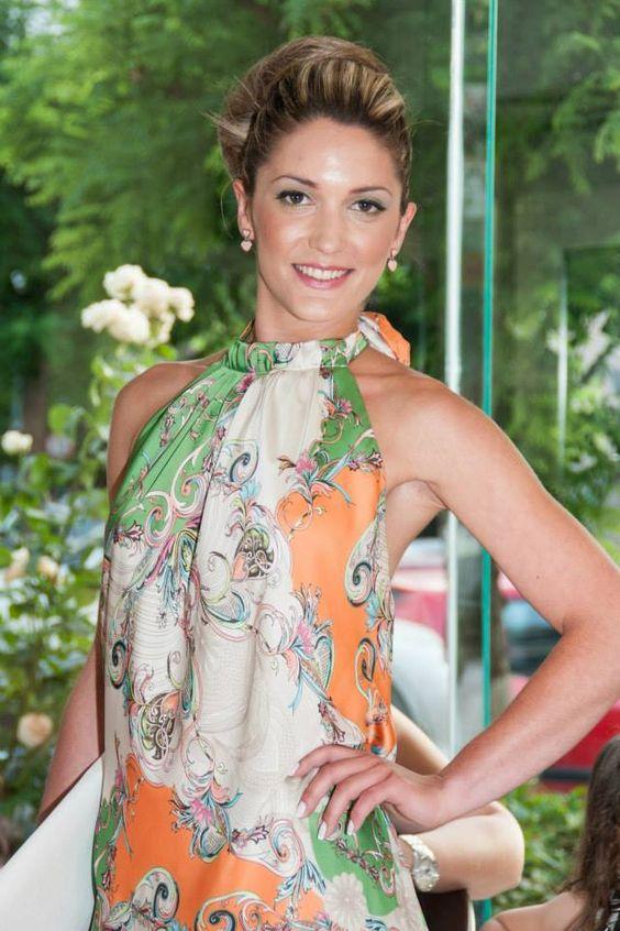 """Επίδειξη μόδας Cocktail Φορεμάτων που πραγματοποιήθηκε στα πλαίσια του καλοκαιρινόυ event του Le Tif """"ΗΜΕΡΑ ΜΟΔΑΣ ΚΑΙ ΠΕΡΙΠΟΙΗΣΗΣ"""" που πραγματοποιήθηκε στις 20/5/2013, στο κομμωτήριο Le Tif. www.letif.eu"""
