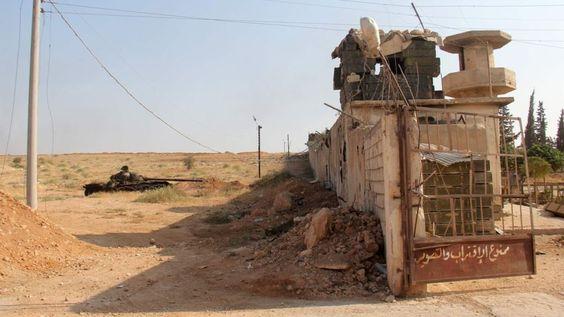 Syria-Turkey border cleared of IS - Turkish PM Yildirim - BBC News