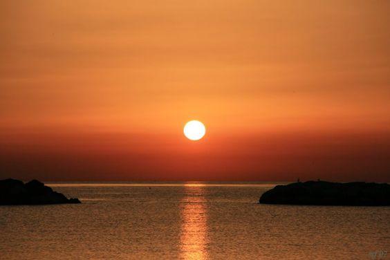Sonnenaufgang Adria 07