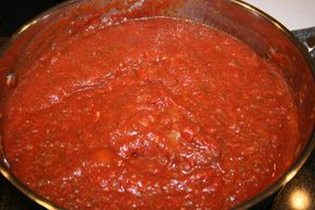 Crockpot Pizza Sauce From Scratch Inspiration In The Kitchen Pinterest