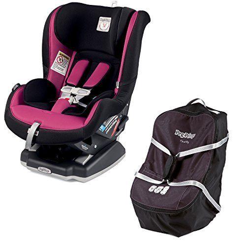 Peg Perego Convertible Car Seat 5/65, Fleur (Raspberry Pink) with Travel Bag by Peg Perego, http://www.amazon.com/dp/B00MFVPZF2/ref=cm_sw_r_pi_dp_f4Nbub0WXEGT8