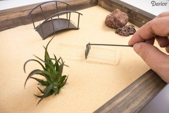 13 Diy Mini Zen Garden Ideas For Desk Zen Garten Mini Zen