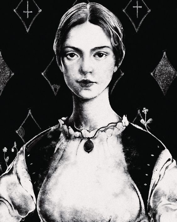 Emily Dickinson for The New Republic on Behance