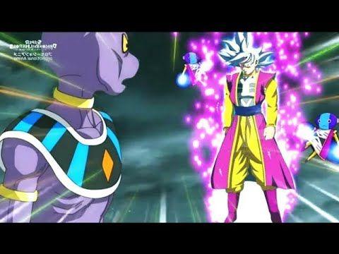 سون غوكو الأقوى في الكون غوكو يهزم بيروس وحكام الدمار ما أخفاه عنا المؤل Anime