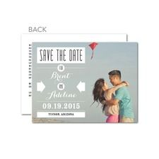 Intimate Indicator Save the Date